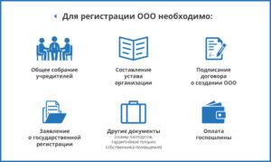 Создание и регистрация филиала ООО: пошаговая инструкция