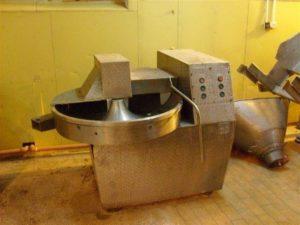 Оборудование для производства тушенки