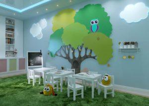 Виды, требования и условия франшиз частного детского сада
