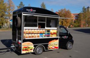 Как открыть фаст фуд на колесах: бизнес план