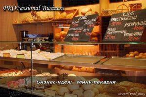 Бизнес-план пекарни. Как открыть мини-пекарню - пример готового плана