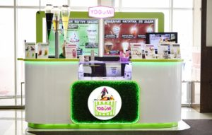 Замороженный йогурт - франшиза для успешных бизнесменов!