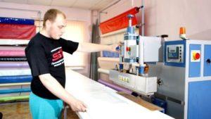 Производство натяжных потолков и оборудование - идея бизнеса по производству