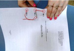 Как сшивать документы ниткой: правила прошивки документов