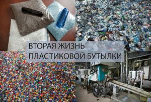 Переработка пластиковых бутылок как бизнес: план отзывы