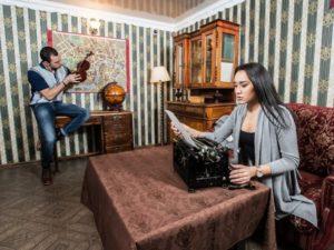 Бизнес-план квест комнаты