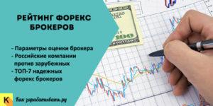 Лучшие брокеры Форекс (Forex) в России - рейтинг надёжности