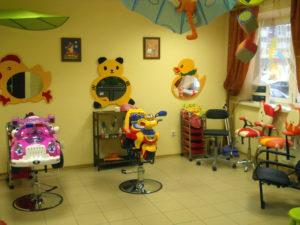 Детская парикмахерская: бизнес план с расчетами