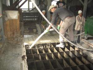 Производство пенобетона в домашних условиях как бизнес: Оборудование и технология