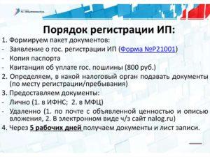 Регистрация ИП через МФЦ: процедура, документы, этапы, цена, сроки,