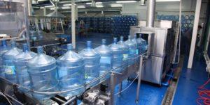 Бизнес на производстве питьевой воды