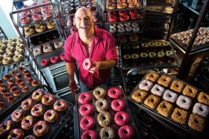 Выбираем франшизу по производству пончиков