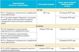 Отчетность ООО в 2018 году: какие отчеты, сроки и бланки для сдачи
