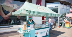Точка по продаже мороженого как бизнес