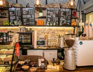 Франшиза кофе-бар Coffee