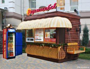 Вкуснолюбов: франшиза и отзывы о ней