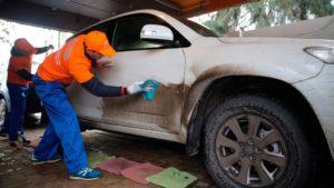 Сухая мойка автомобилей: что это такое бизнес автомойка без воды