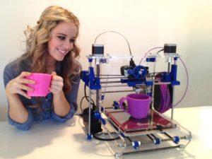 Бизнес с принтером 3D: как заработать бизнес план