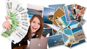 Заработок на фотографиях в Интернете, фотостоки и фотобанки для заработка