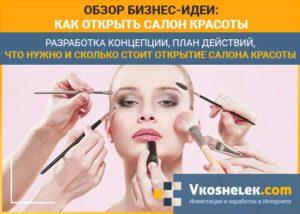 Как открыть парикмахерскую: с нуля пошагово бизнес план