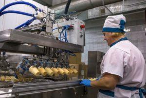 Производство мороженого как бизнес: оборудование технология