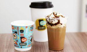 Франшиза на кофе с собой: кофепорт coffee go